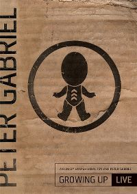 Cover Peter Gabriel - Growing Up - Live [DVD]
